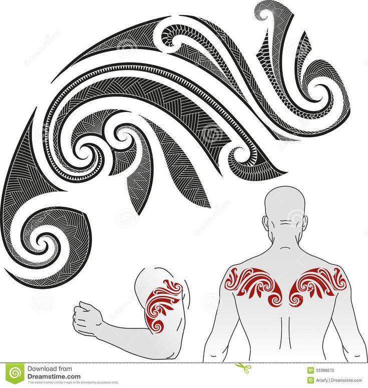 Chameleon Tattoo Designs Drawings: Best 25+ Maori Tattoo Patterns Ideas On Pinterest