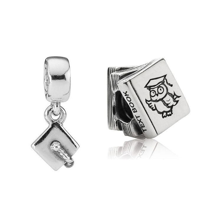 Pandora Graduation Charm Set Bb149 Charms O Pandora