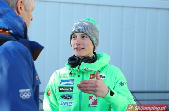 There are many passions but only one ski jumping