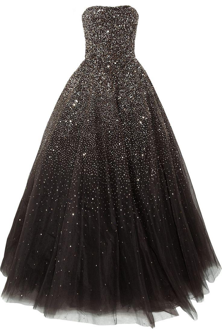 Stardust Gown / Marchesa