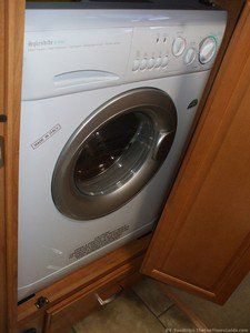 2 Popular RV Washer Dryer Options: Combo Unit vs Stacked Washer/Dryer | Fun Times Guide to RVing