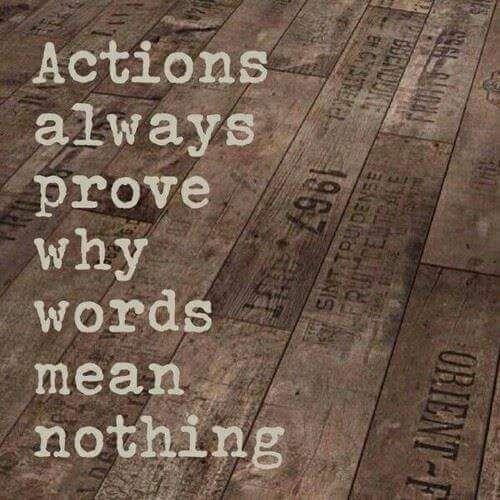 Not always..