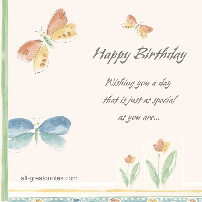 117 Best Happy Birthay Butterfly Images On Pinterest Birthday Happy Birthday Wishes Butterfly