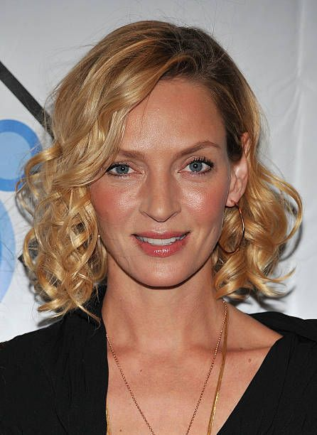 Actress Uma Thurman attends the Room to Grow Benefit Gala at Christie's on December 2 2010 in New York City
