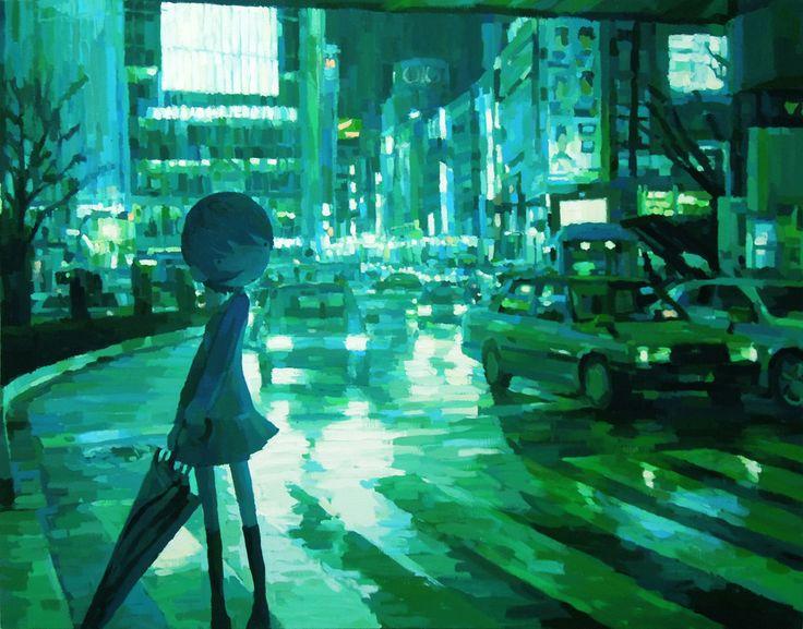 O trabalho magnífico do asiático Shintaro Ohata