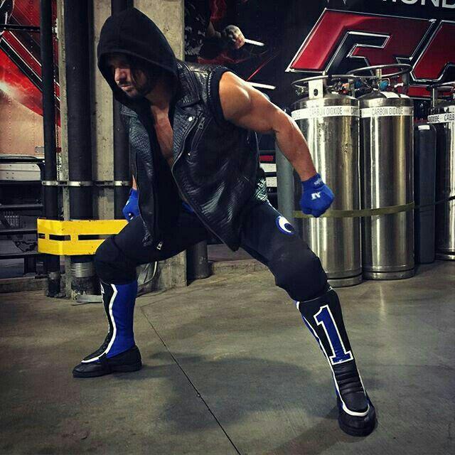 AJ Styles.