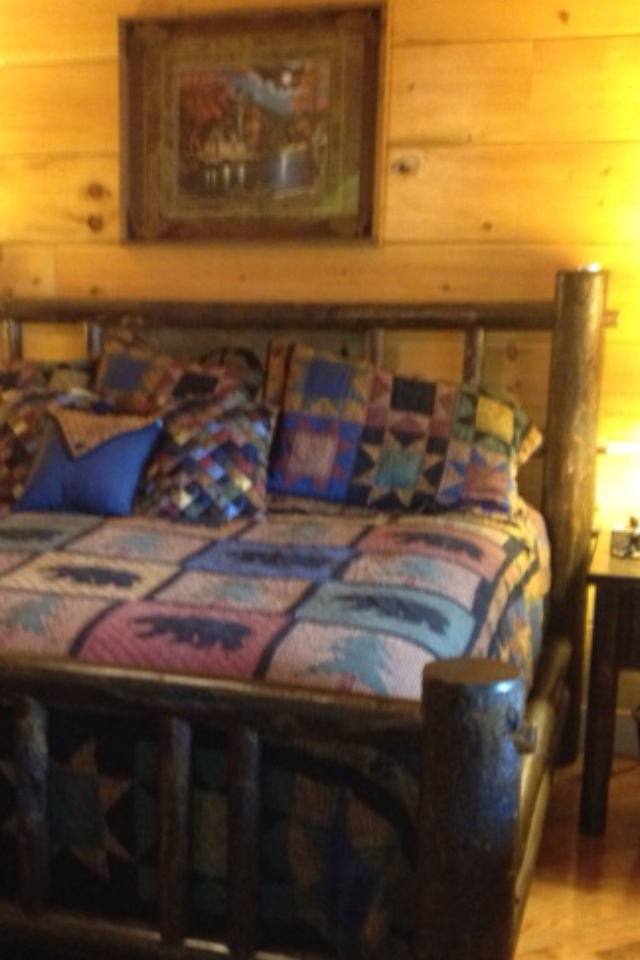 25 best happy trails log cabin images on pinterest for A p furniture trail