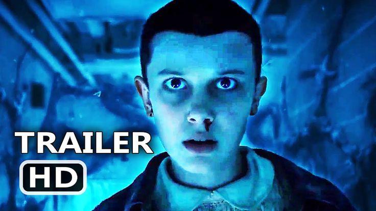 STRANGER THINGS Season 2 Final Trailer (2017) Fantasy, Series HD - YouTube