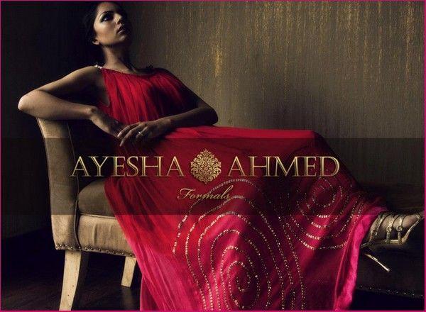 New Stylish Formals 2012-13 by Ayesha Ahmed-2