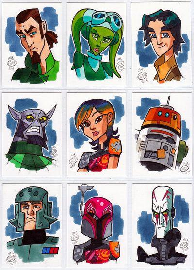Star Wars Rebels by Chad73.deviantart.com on @deviantART