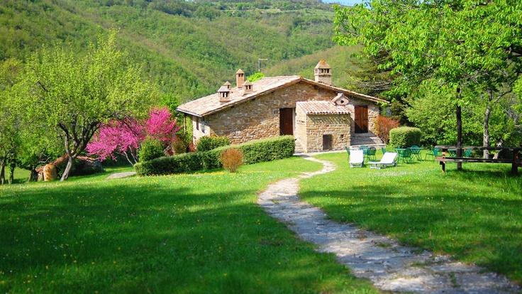 Le Silve di Armenzano, Umbria