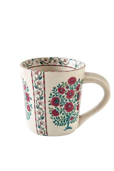 Rosa Bagh Buta Mug