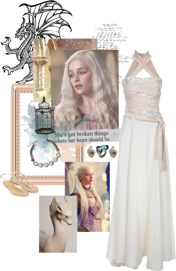 """the dragon returns"" by summersdream on Polyvore"