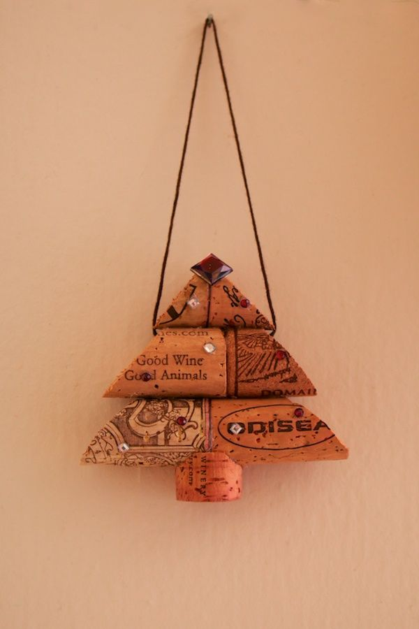 17 best images about cork board on pinterest champagne for Wine bottle christmas tree frame for sale