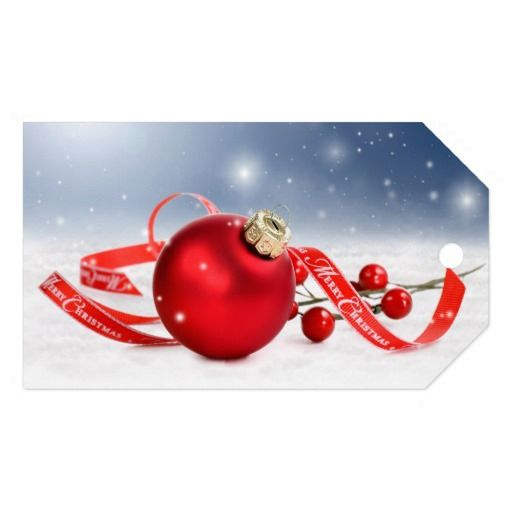 19 best christmas gift tags images on pinterest gift tags festive merry christmas holiday gift tags pack of gift tags negle Image collections