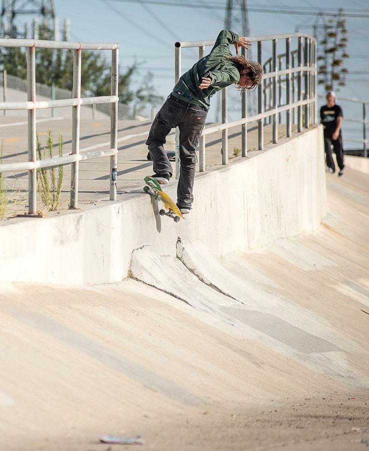figgy shot for the skateboard mag - emerica made 2