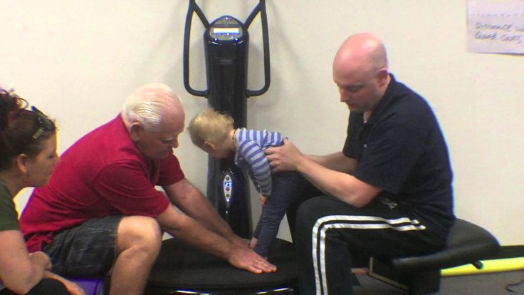 How a Power Plate can help reduce lower limb spasticity in an 18 month old with spastic diplegic cerebral palsy.