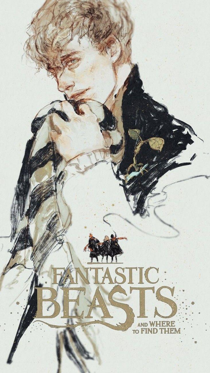 Fanarts et crossover Les Animaux Fantastiques Harry Potter Les Gar ns De La Galaxie