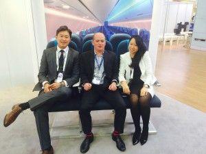 Innovation elbows its way forward at IATA WPS