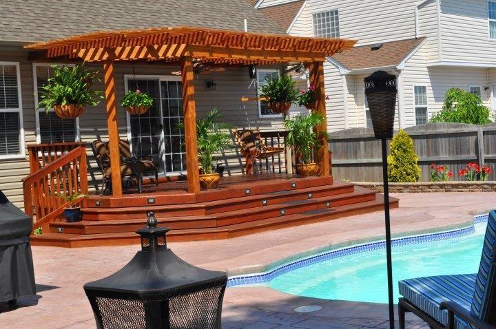 wood decks | Wood Decks, Woode Deck Design