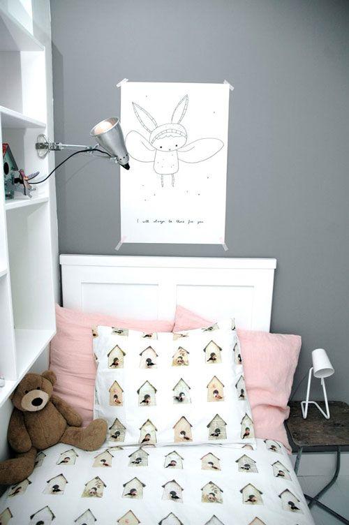 Kiddies room - grey