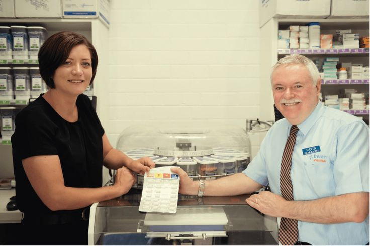McLean Care Partners with Inverell Pharmacy  press release 1 McLean Care and Inverell Pharmacy have formed a partnership that will allow the residents and care staff to benefit from the state-of-art robotic technology, which improves accuracy and efficiency when dispensing medication.