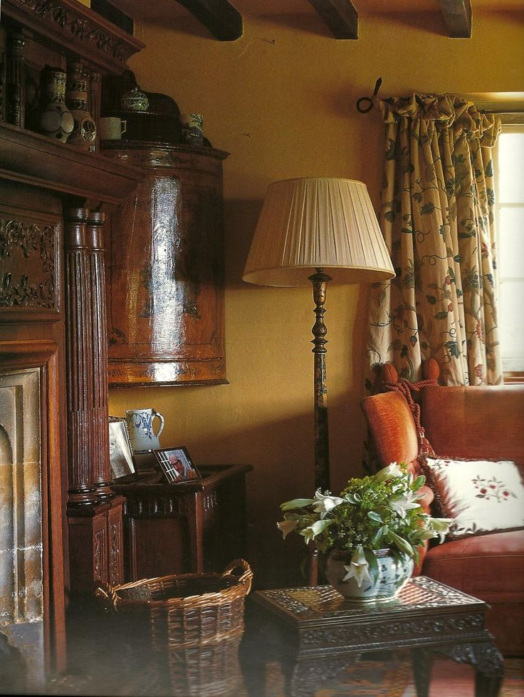 English Country Interiors, by Mitchell Beazley