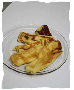 Cheese Blintzes - Kosher Home Cooking