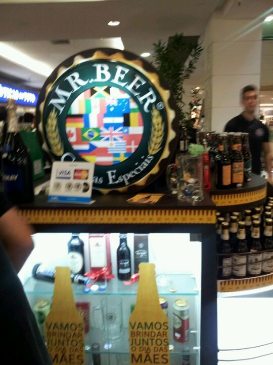 Mr. Beer em Shopping Tijuca, Rio de Janeiro, RJ