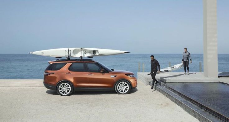 First Look at the All-New Land Rover Discovery. See ya, LR4.