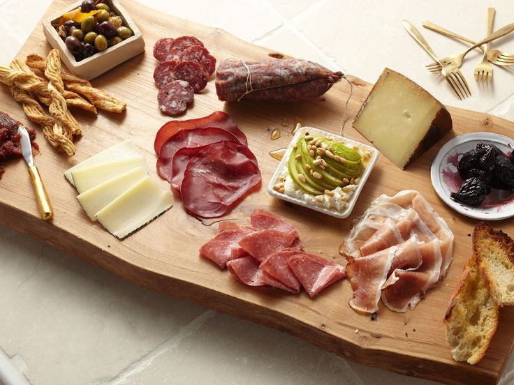 Get this all-star, easy-to-follow Antipasto Platter recipe from Food Network Kitchen