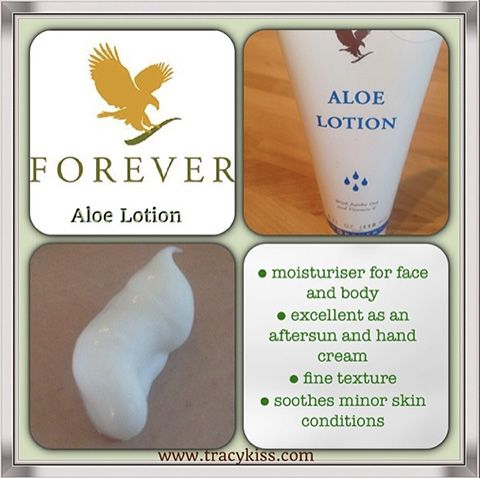 Forever Living Aloe Lotion