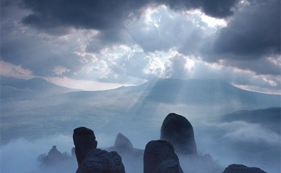 Горы «Долина Привидений»
