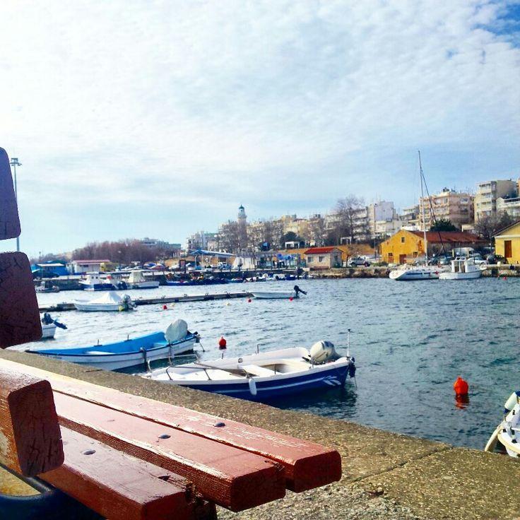 Port of Alexandroupolis ⛵