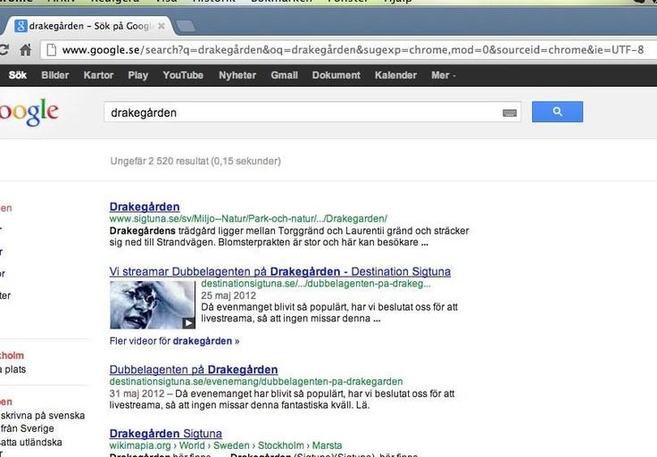 Video i Sökresultat #Google