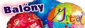 Fóliové balóny za fantasticky nízke ceny