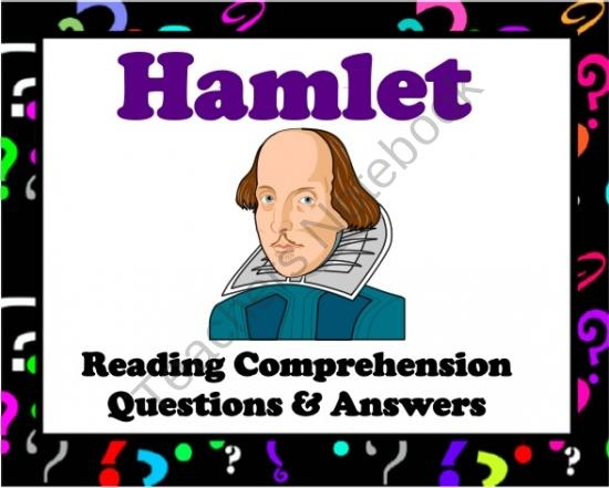 "characters in hamlet and questions vs Page 3 of 5 hamlet question answers acts 1 to 5 update act 3 questions act 3 scene 1 10 the ""to be or not to be"" soliloquy 31 56-89) is considered one of the most famous speeches by shakespeare."