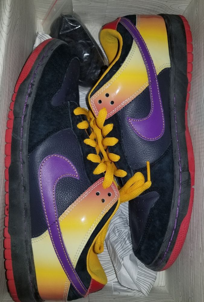 premium selection b635b 8a8ae Nike Dunk Low Pro Sb