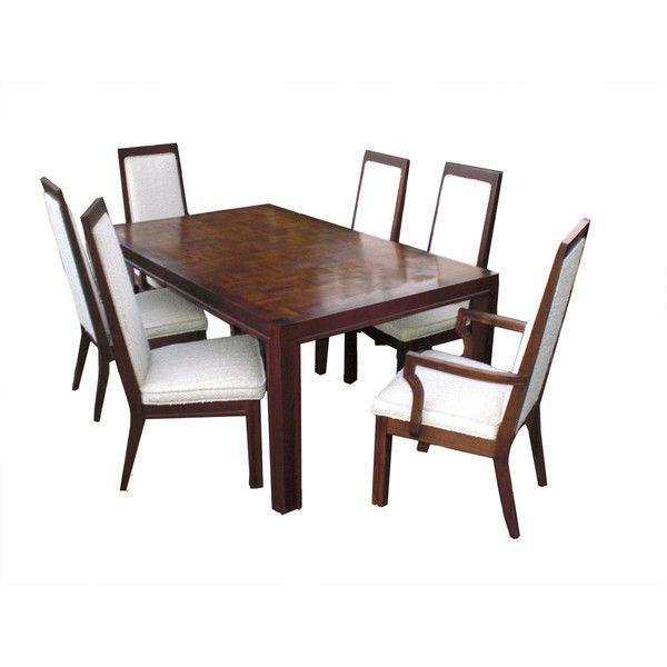 Modern Wood Kitchen Table best 25+ mid century dining set ideas on pinterest | mid century