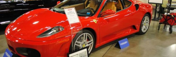 Donald Trump's Ferrari F430 F1 At Auction ! (VIDEO) - USA BEST CARS