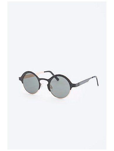 Spitfire Sci Fi Sunglasses in Gold www.sellektor.com