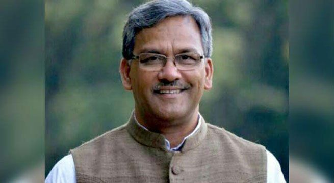 Dehradun: Trivendra Singh Rawat, a former RSS pracharak, has been elected as the BJP's legislative party leader in Uttarakhand and will take oath as the Chief Minister today. The BJP's newly elected lawmakers met yesterday to elect their leader. The final decision was that of party...