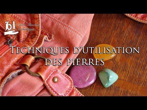 Pierre des Fées-Lithothérapie - YouTube