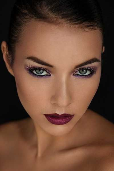 New Makeup: 25 New Year's Eve Makeup Ideas You'll Actually Want To Try