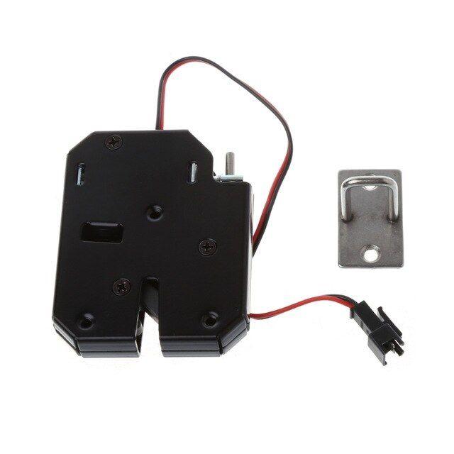 150kg 330lb Electric Magnetic Lock Door Access Control Dc 12v Cabinet Drawer Lock Review Magnetic Lock Electric Lock Black Doors