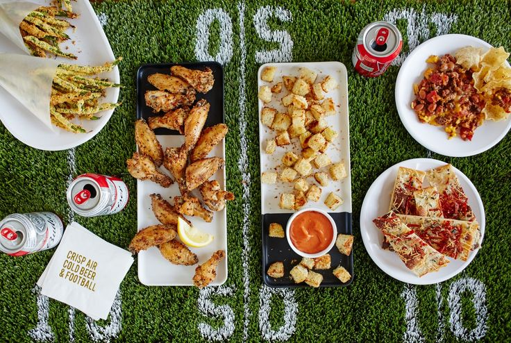 Game Day Eats: 5 Easy Snacks for Your Super Bowl Party — Game-Day Eats