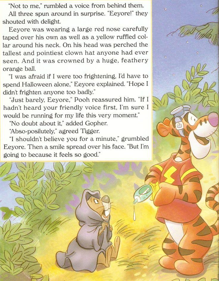31 best Halloween Kids Book Winnie The Pooh's Halloween images on ...