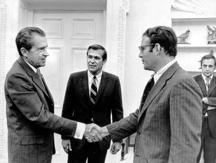 the history of the nixon administration And drug policy under the nixon administration - volume 29 issue 1  for a  history of methadone programs in new york city, see samuel.