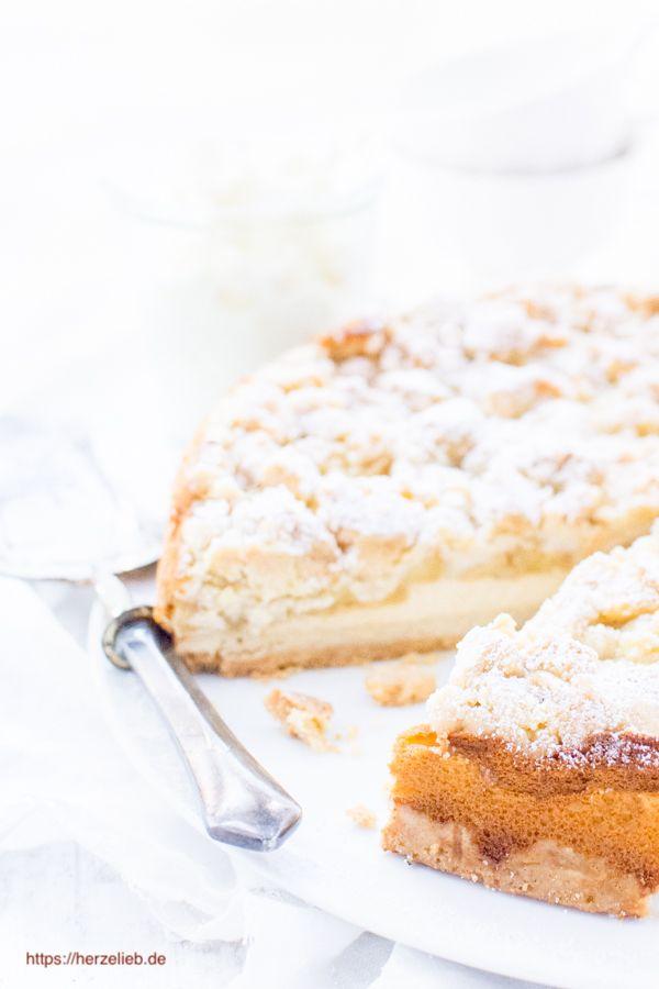 Rezept für den Apfelkuchen, der zwei Tage vorher gebacken werden muss – Kuchen