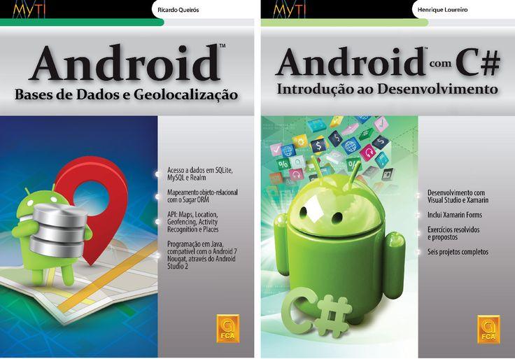 FCA Lança Dois Novos Livros Sobre Android https://swki.me/jzT10FHi                    Aki Há Tecnologia